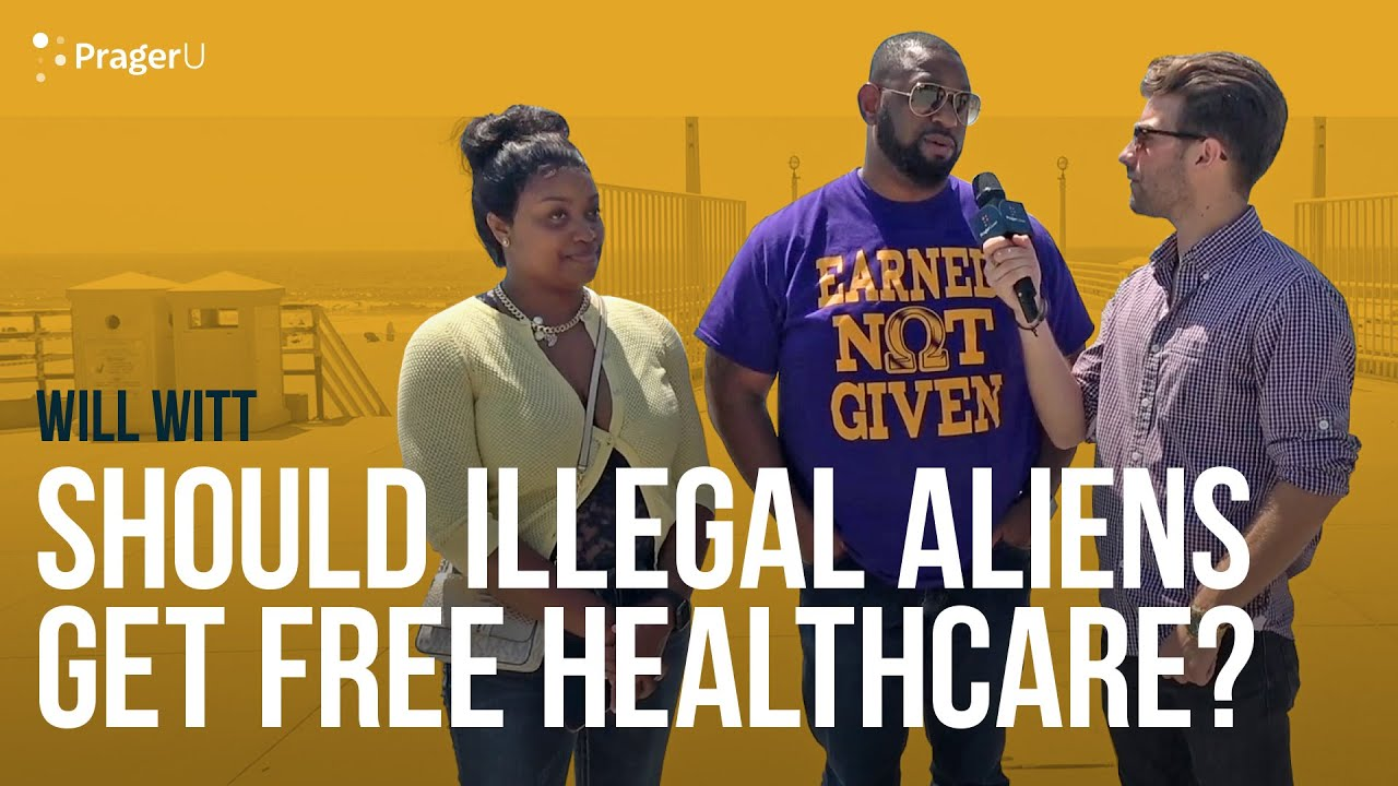 Should Illegal Aliens Get Free Healthcare?