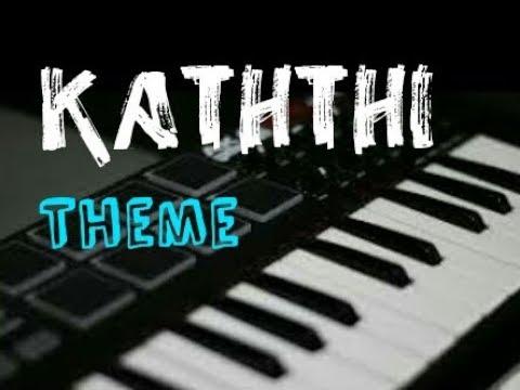 Kaththi Theme | Saraavan | Background Score | Anirudh |