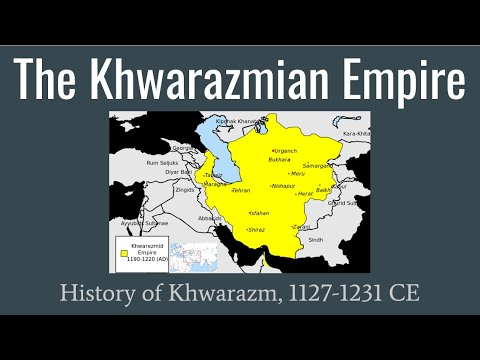 Download The Khwarazmian Empire, 1127-1231 CE