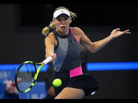 2017 China Open Second Round | Anastasia Pavlyuchenkova vs. Caroline Wozniacki | WTA Highlights