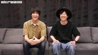 ストレイテナー×SHE'S | Skream! インタビュー http://skream.jp/interv...
