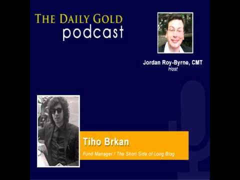 Tiho Brkan Comments on Global Markets & Commodities