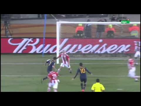All Spain Goals and Highlights: South Africa World Cup 2010 HQ