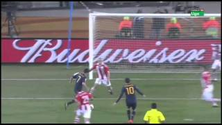 All Spain Goals and Highlights: South Africa World Cup 2010 (HQ)