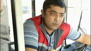 Запретят ли красноярским мигрантам работать в автобусах и на такси?