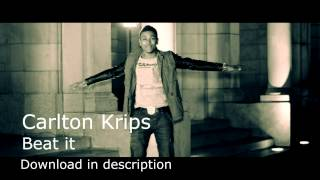 Audio Only (Cover by Carlton Krips) Sean Kingston   Beat It ft  Chris Brown & Wiz Khalifa