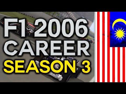 F1 2006 Career Mode S3 Part 2: I
