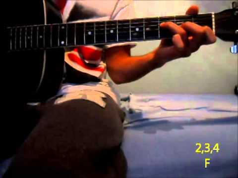 How To Play Baby by Justin Bieber On Guitar Easy (CHORDS on the description)