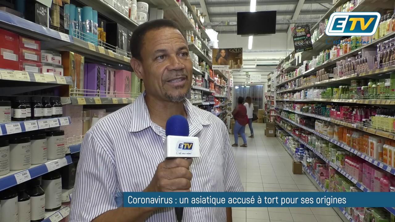 Coronavirus : un asiatique accusé à tort pour ses origines