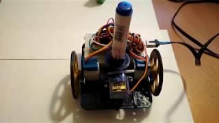 Уроки робототехники. Курс 1 занятие 7 задание 11.