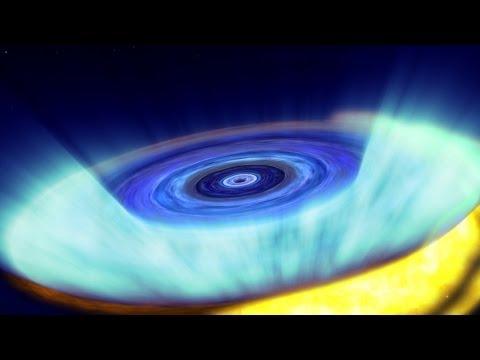 NASA | X-ray Nova Reveals a New Black Hole in Our Galaxy