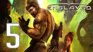 Enslaved: Odyssey to the West Hard PC - Part 5 - Chapter 4 - Wherefore Art Thou 1/2
