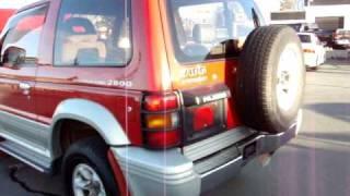 1995 Mitsubishi Pajero/Montero 2 Door Hard Top