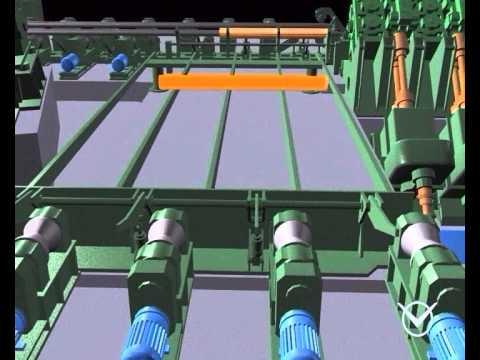 Cold rolling tube mill 350 Технологии машиностроения (Engineering technology)