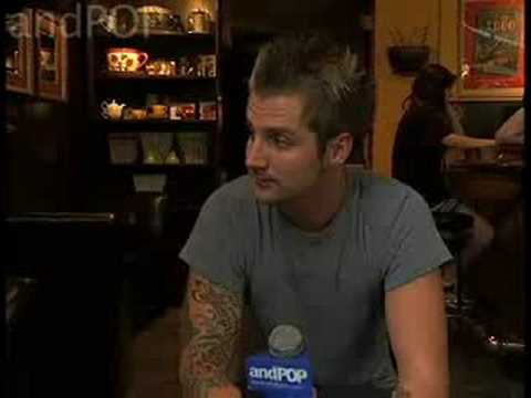 andPOP Interviews Secondhand Serenade