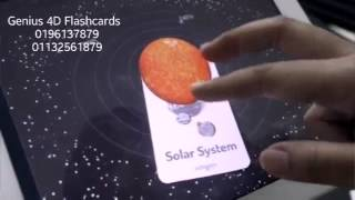 SPACE 4D Flashcards