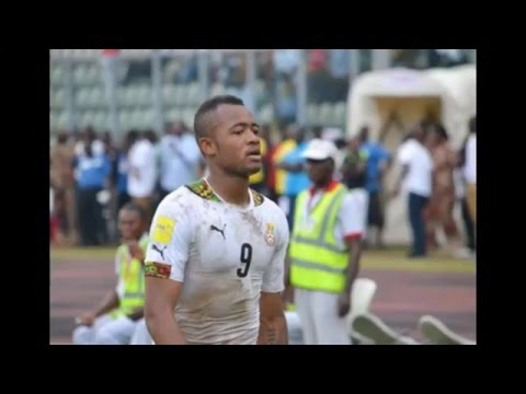 Ghana vs  Mozambique (3-1) 3/24/2016