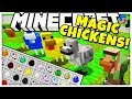 *NEW* MAGICAL CHICKENS MOD - FTB SKY ADVENTURES MOD PACK SMP (Feed The Beast) #2