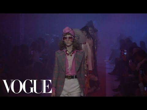 Gucci Owned the Runway With Its Covetable Collection for Spring . Http://Bit.Ly/2GPkyb3