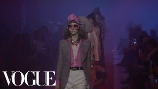 Gucci Owned the Runway With Its Covetable Collection for Spring 2017