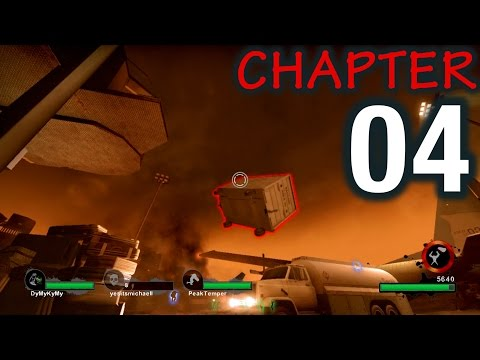Left 4 Dead 2 Chapter 4: Tanks and Troublemakers