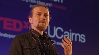 Poetry Plays with the Painful | Brenton Clutterbuck | TEDxJCUCairns