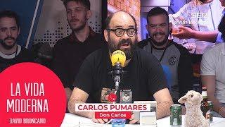 Carlos Pumares VS Ignatius | El reencuentro #LaVidaModerna