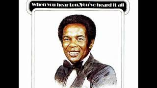 Lou Rawls - Not The Staying Kind - 1977