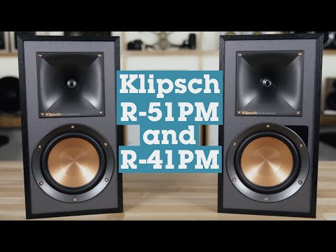 klipsch-reference-r-51pm-and-r-41pm-powered-speakers-|-crutchfield-video