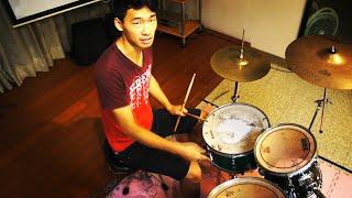 三分鐘帶你進入打鼓的世界!爵士鼓基本節奏(1)