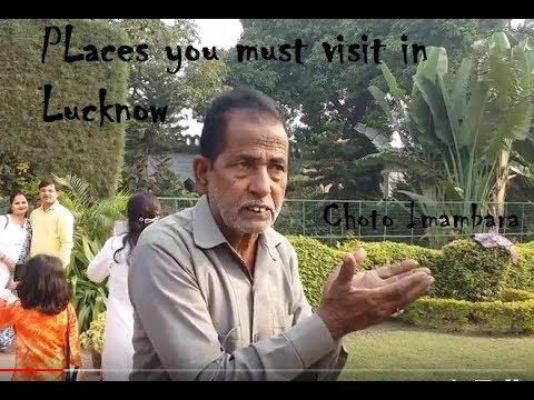 Chota Imambara|Noida to Lucknow||The City of Nawabs