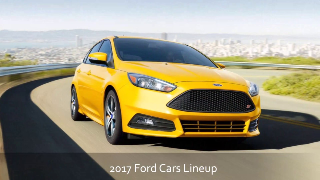 Phil Fitts Ford >> 2017 Ford Cars Lineup At Phil Fitts Ford Serving Pittsburgh Pa And Youngstown Oh