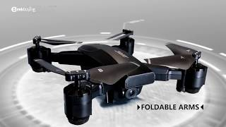 JJRC H78G: A Tiny And Powerful Foldable Drone with Smart Features