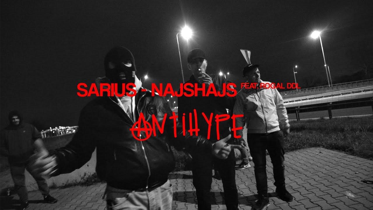 Sarius feat. Rogal DDL – NajsHajs (prod. Gibbs x DDL)