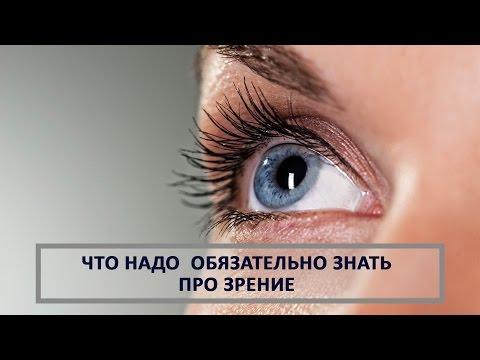 100% зрение без очков и операций!