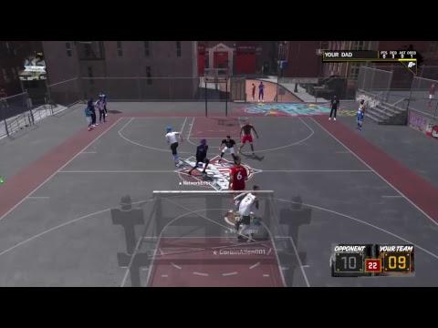 NBA 2K18 PLAYGROUND 3s 60+ GAME WINSTREAK ATTEMPT- 1000 SUB GRIND