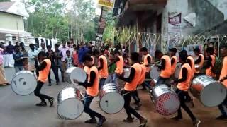 Storm beatz nazic dhol kaduthuruthy ,kottayam