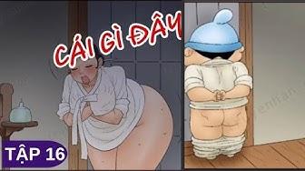 TẬP 16|THỤT QUA BỨC TƯỜNG  |HÀI TRUYỆN TRANH |Cười chảy nước -Funny Comics