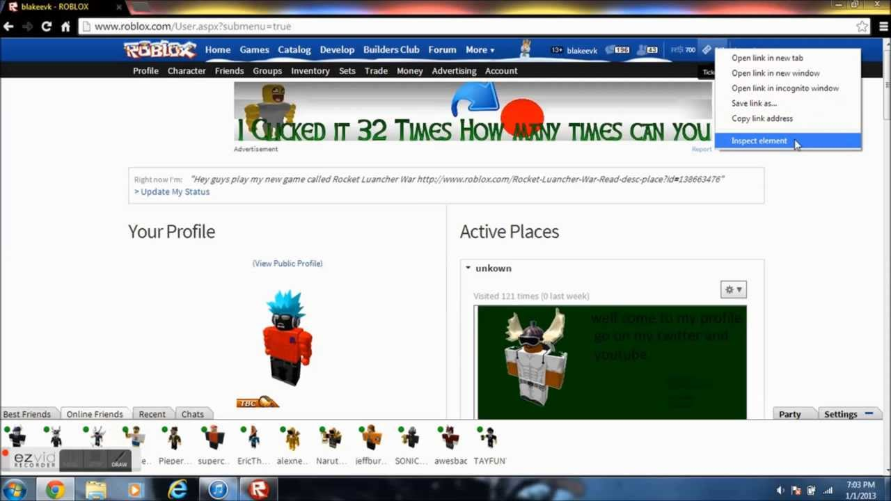 Free roblox tickets hack
