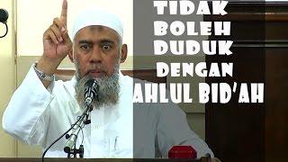 Download Video Tidak Boleh Duduk Dengan Ahlul Bid'ah ~ Ustadz Yazid Bin Abdul Qadir Jawas MP3 3GP MP4