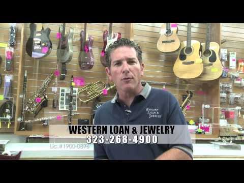 Get Cash for Items at Western Loan & Jewelry