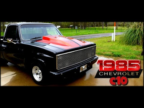 Reverse Cowl Hood For Square Body Chevy Truck | Cowl Hood Supply