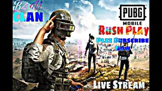 PUBG MOBILE RUSH GAMEPLAY /STAY HOME STAY SAFE