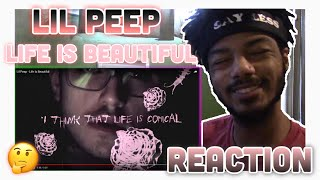 Lil Peep - Life is Beautiful (Reaction)