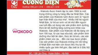 Shop Bán sữa Wakodo số 1 Nhật Bản chính hãng giá rẻ ở Hà Nội, bán sữa Wakodo số 1 Nhật Bản giá rẻ