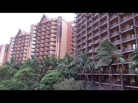 Our Travel Day To Aulani A Disney Resort In Hawaii!! | DVC 1 Bedroom Villa Tour