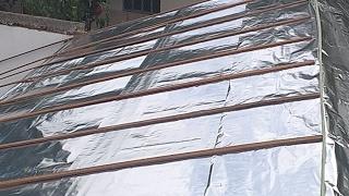 Instalaçao De Manta Em Telhado Colonial