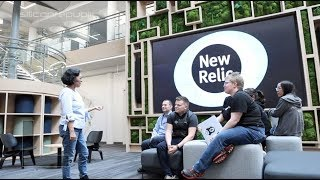 What is the company culture like at New Relic?