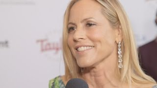 Maria Bello on Life With Her 29-Year-Old Boyfriend: 'I'm Really Happy'