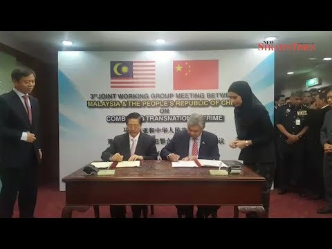 Almost 250 Malaysians currently jailed in China
